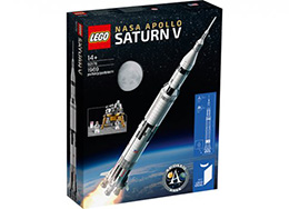 92176 ЛЕГО ИДЕИ - НАСА Аполо Сатурн V<br><small> 92176 LEGO IDEAS - NASA Apollo Saturn V</small>