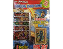 Игрални карти Нинджаго - Мултипак<br><small>Ninjago Trading cards - Multipack</small>