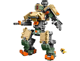 75974 ЛЕГО ОУВЪРУОЧ - Бастион<br><small>75974 LEGO OVERWATCH -  Bastion</small>