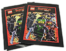Стикери за стикер-албум Нинджаго<br><small>Ninjago stickers for the Sticker Album</small>