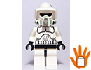 SW297 ЛЕГО Стар Уорс - Мини фигурка АРФ Трупър<br><small>SW297 LEGO Star Wars - Minifigure ARF Trooper</small>