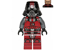 SW436 ЛЕГО СТАР УОРС - Мини фигурка Червен Сит трупър<br><small>SW436 LEGO STAR WARS - Minifigure Sith Trooper Red</small>