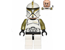 SW438 ЛЕГО СТАР УОРС - Мини фигурка Сержант Клонинг<br><small>SW438 LEGO STAR WARS - Minifigure Clone Trooper Sergeant</small>