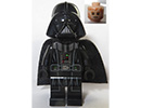 SW834 ЛЕГО Стар Уорс - Мини фигурка Дарт Вейдър<br><small>SW834 LEGO Star Wars - Minifigure Darth Vader</small>